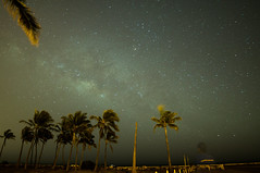 milky way (be808) Tags: nightphotography hawaii oahu constellation milkyway scorpius widelens ewabeach ultrawidelens starphotography haubush vivitar13mm oneulabeachpark sonya57