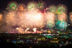 Canberra Centenary Fireworks (cgsy) Tags: fireworks australia celebration canberra act centenary australiancapitalterritory lakeburleygriffin canberraday