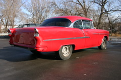 "1955 Chevy Bel-Air • <a style=""font-size:0.8em;"" href=""http://www.flickr.com/photos/85572005@N00/8552362026/"" target=""_blank"">View on Flickr</a>"