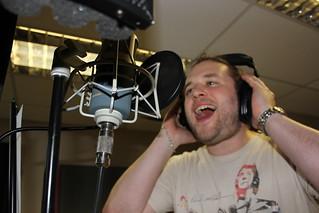 Paddy vocalising