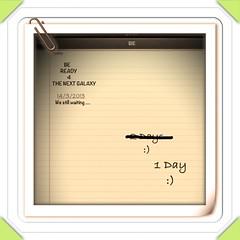 I'm still waiting 4 Galaxy ... (Fatma Alqarra) Tags: rahaf douhan