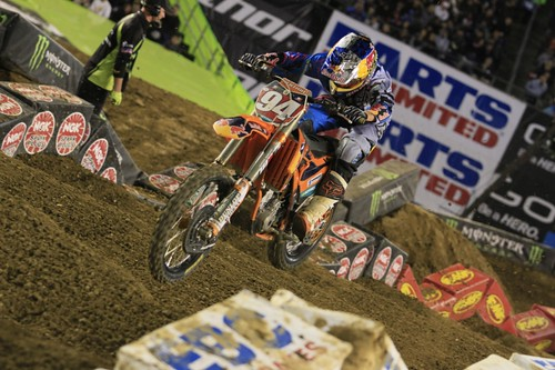 """San Diego SX Race • <a style=""""font-size:0.8em;"""" href=""""https://www.flickr.com/photos/89136799@N03/8568339895/"""" target=""""_blank"""">View on Flickr</a>"""