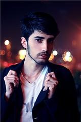 Portrait (Ekin Can Bayrakdar Photography) Tags: portrait black fashion night dark photography blog glamour fotograf profile can blogspot retouch act burak medya ekin tumblr demirkan bayrakdar