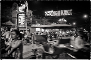 35_Siem Reap by night_(Series)_Clic on image for better viewing