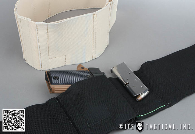 Belly Band Holster 01