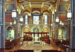 Cathedral of the Blessed Sacrament Sacramento (SLDdigital) Tags: california ca usa church architecture catholicchurch sacramento historicchurches sacramentocathedral cathedraloftheblessedsacrament slddigital sacramentolandscape