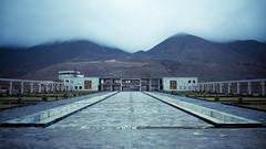 Complex next to Ahmad Shah Massoud grave (Fabien Dany) Tags: afghanistan grave mausoleum valley martyr mujahideen panjshir ahmadshahmassoud