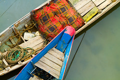 Crossed (shayhaas) Tags: boats colorful asia vietnam artyfarty indochina
