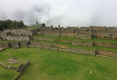 Fast Moving Clouds & Changing Scenes - IMG_3787 (Toby Garden) Tags: machu picchu ruins peru mysterious cloudy day