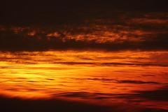 Sunset 6 18 2016 #09 (Az Skies Photography) Tags: sun set sunset dusk twilight nightfall cloud clouds sky skyline skyscape grand rapids michigan mi grandrapids grandrapidsmi red orange yellow gold golden salmon black fire skyfire june 18 2016 june182016 6182016 61816