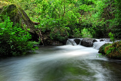 (Rickydavid) Tags: river fiume longexposure lungaexposizione cokinnd8 waterfalls cascate