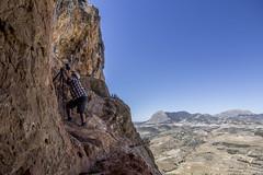 Muela de Montalviche (elkspera) Tags: losvelez sierrademaria sierrademarialosvelez mahimon velezblanco acantilado almera