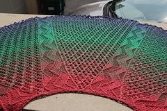 Cheerfully Broken 10 (peridragon) Tags: knitting ravelry cheerfullybroken gradient