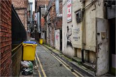 PIGEON ALLEY (Blues Boy.) Tags: uk manchester streetphotography urban muhammadali