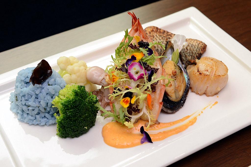 有園大飯店 - 海鮮花園派對
