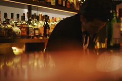 Bar CaelumShinbashi (Iyhon Chiu) Tags:    bar caelum shinbashi wine cocktail     japan tokyo night 2016 glass bartender