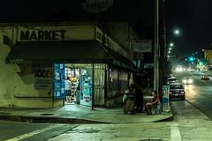 () Tags: fuji xt2 fujifilm street photography los angeles east liquor neon lights night