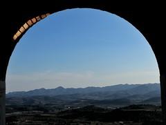 ERMITA (ErickLlanosR) Tags: ermitas valencia castellnovo espaa arco canon cimas sky mountain