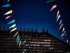 Festivo (Luicabe) Tags: aireibre bandera cabello cielo color edificio enazamorado exterior fiesta luicabe luis yarat1 zamora
