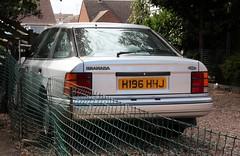 H196 HHJ (1) (Nivek.Old.Gold) Tags: 1990 ford granada turbo diesel lx 5door 2498cc