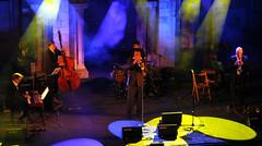 DOCTOR BOGARDE - FESTIVAL DE JAZZ - CLAUSTRO DE SAN ISIDORO 22.09.16 (juanluisgx) Tags: leon spain jazz music musica concierto beatrizlaromjazzquintet doctorbogarde sanisidoro claustro festivaldejazzenleon