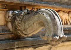 Stone Water Duct (IMG_2190b) (Dennis Candy) Tags: srilanka ceylon serendip serendib kelaniya solosmasthana buddhism buddha culture religion tradition heritage holy sacred building structure art stone drain architecture temple