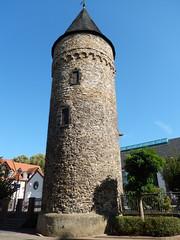 Former Tower at Bad Homburg (sharon.corbet) Tags: germany 2016 badhomburg