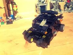 Lego Tumbler (MrScareChrome) Tags: set truck project dc lego icecream surprise batman joker superheroes custom epic moc youtube cuusoo mrscarechrome chameleonfilter