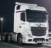 Mercedes Actros new look DE62 WTT (gylesnikki) Tags: white truck artic mp4 culina