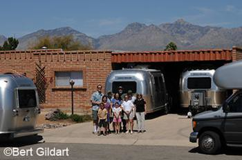 Airstream gathering