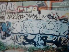 MASER (OLDER SC COUNTY GRAFFITI) Tags: santa county sc graffiti tag tags cal cruz ave 17 graff sole avenue bomb nor anonymous tagging bombing 17th maser kyt 831 kefr puzl twb ypn puzle graffaholicz
