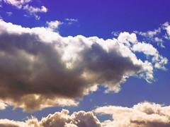 Blu Skies & Clouds