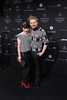 Jamila Saab, Tino Mewes at Mercedes-Benz Fashion Week Berlin Autumn/Winter 2013