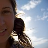 chin up, buttercup (jflower74 | jennifer webb photography) Tags: sun me smile nose eyes ponytail nosering backlighting selfie onthemountain iremember hadagoodday decidedtodoitsidewaysthatday withthelittlestchicken