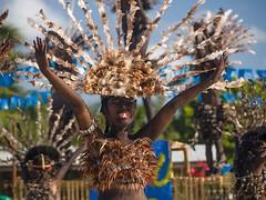 El Nido Barotuan Festival 2012 (ferdzdecena) Tags: festival olympus elnido palawan atiatihan ironwulf barotuan ferdzdecena