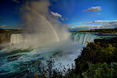 Niagara Falls, Maid of the Mist, Rainbows.... (Brian Callahan (Luxgnos.com)) Tags: rainbow niagara falls rainbows maidofthemist briancallahan shinsanbc mygearandme mygearandmepremium mygearandmebronze luxgnosis luxgnosiscom