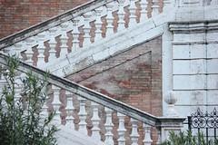 Structure or illusion? (Magic Garden 2012) Tags: stairs details steps structure illusion dettagli scalinata struttura illusione