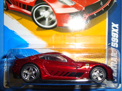 Ferrari 599XX (HotWheels 2012 125 V5379-07A1) (MRCLAGO) Tags: hot car italia treasure wheels super it ferrari racing exotic th hunt 2012 maranello cavallino uper rampante 599xx v5379 uperized