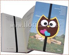 REF. 0022/2013 - Marcador de Página Corujinha (.: Florita :.) Tags: coruja livro florita marcador marcadordelivro marcadordepágina corujinha marcapágina marcadordepáginacorujinha