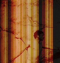 a forest (William Keckler) Tags: male men rock collage forest darkness 19thcentury network veins arteries malenude disappearance disappear darkphoto verticals torsenu disappearing gloeden vongloeden baronvongloeden