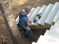 Wahoo Rail is a commercial grade deck rail system that not only offers enduring beauty but is maintenance free and long lasting.