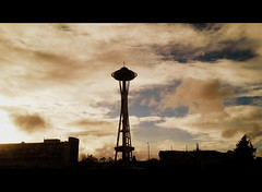 space needle (bruvvamike) Tags: seattle space needle