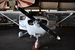 F-HAJG (BNSXB) Tags: france airplane airport aircraft sp alsace aeroport skyhawk regional cessna avion 172 aerodrome habsheim monomoteur