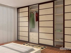 Cabina Armadio (Cinius arredamento) Tags: italia shoji faggio cartadiriso cinius sumisura stilegiapponese legnonaturale cabinearmadio