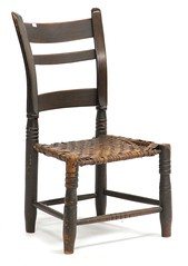 37. 19th Century Appalachian Style Side Chair