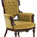 112. Elaborate Eastlake Period Parlor Chair