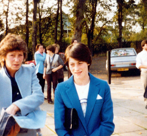Veronica, St Bernadette Chapel Easterhouse, 1980s