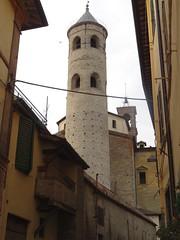 Città di Castello (sandromars) Tags: cathedral belltower campanile di castello perugia umbria città cattedrale cylindrical cilindrico