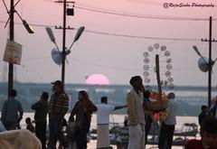 Kumbh Evening (RajivSinha Photography) Tags:
