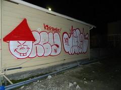 Orby Aebol ($here Khan) Tags: graffiti ase wkt